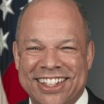 Jeh Johnson US Secretary of Homeland Security